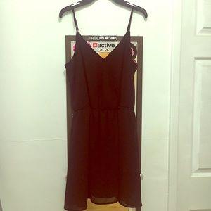 🌹Little Black Chiffon Dress BOGO50%